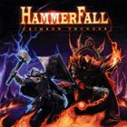HAMMERFALL — Crimson Thunder album cover
