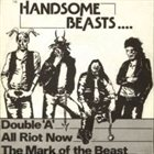 THE HANDSOME BEASTS All Riot Now album cover