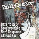 HARD RESPONSE Philly Dust Krew album cover