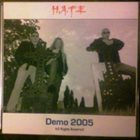 H.A.T.E. (OH) Demo 2005 album cover