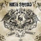 HATE SQUAD Degüello Wartunes album cover