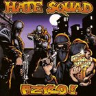 HATE SQUAD Pzyco! album cover