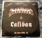 HATEBREED Hatebreed / Caliban album cover