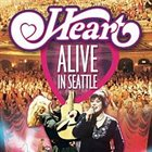 HEART Alive in Seattle album cover