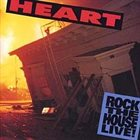 HEART Rock the House Live! album cover