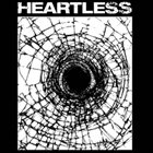HEARTLESS Blank Pages And Broken Glass album cover