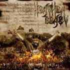 HEATHEN BEAST Ayodhya Burns album cover