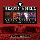 HEAVEN & HELL Neon Nights: 30 Years of Heaven & Hell album cover