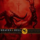 HEAVEN & HELL The Devil You Know album cover
