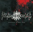 HEAVEN SHALL BURN Whatever It May Take album cover