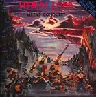 HEAVY LOAD Metal Conquest album cover