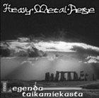 HEAVY METAL PERSE Legenda Taikamiekasta album cover