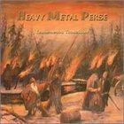 HEAVY METAL PERSE Tervemenoa Tuonelaan! album cover