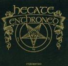 HECATE ENTHRONED Miasma album cover