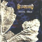 HELLBASTARD Natural Order album cover