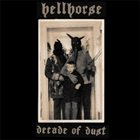 HELLHORSE Decade of Dust album cover