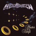 HELLOWEEN Master of the Rings album cover
