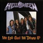 HELLOWEEN Mr Ego (Take Me Down) EP album cover