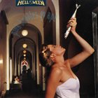 HELLOWEEN Pink Bubbles Go Ape album cover