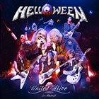 HELLOWEEN United Alive In Madrid album cover