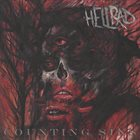 HELLRAD Counting Sins album cover