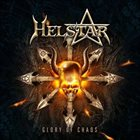 HELSTAR Glory of Chaos album cover