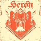 HERON Fire Twin album cover