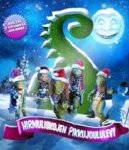 HEVISAURUS Hirmuliskojen Pikkujoululevy album cover