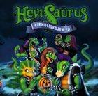 HEVISAURUS Hirmuliskojen Yö album cover