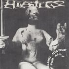 HIATUS Blind Justice For All / From The Outside Looking In ‎ album cover