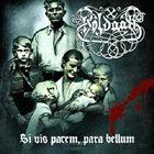 HOLDAAR Si Vis Pacem, Para Bellum album cover