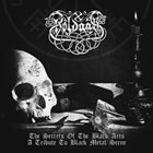 HOLDAAR The Secrets of the Black Arts - A Tribute to Black Metal Scene album cover