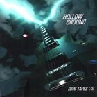 HOLLOW GROUND Raw Tapes '79 album cover