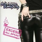 HOLLYWOOD BURNOUTS Excess All Areas album cover