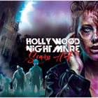 HOLLYWOOD NIGHTMARE Scary AF album cover