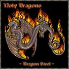 HOLY DRAGONS Dragon Steel album cover