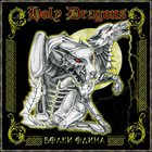 HOLY DRAGONS Wolves of Odin album cover