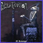 HOLY TERROR El Revengo album cover