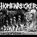 HOMEWRECKER Circle Of Death album cover