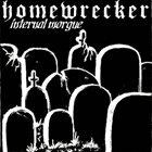 HOMEWRECKER Internal Morgue album cover