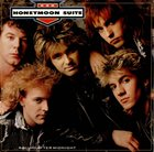 HONEYMOON SUITE Racing After Midnight album cover