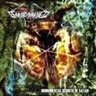 HORNCROWNED Monumental Rebirth Of Satan album cover