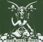 HORNED ALMIGHTY Black Metal Jesus album cover