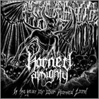 HORNED ALMIGHTY In the Year of Our Horned Lord album cover