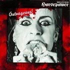 HORSEPOWER Outrageous album cover