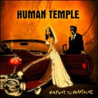 HUMAN TEMPLE Halfway to Heartache album cover