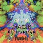 HUNAB KU Magik Universe album cover