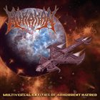 HURAKAN Multiversal Entities Of Abhorrent Hatred album cover
