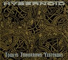 HYBERNOID Todays Tomorrows Yesterday album cover