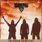 HYPOCRISY Inferior Devoties album cover